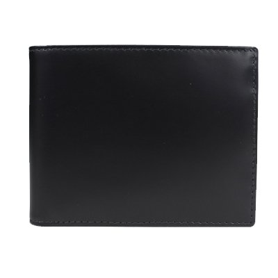 [エッティンガー] ETTINGER 二つ折り財布(小銭入れ付) ブラック BILLFOLD WITH 3 C/C & COIN PURSE BH141JR BLACK [並行輸入品]