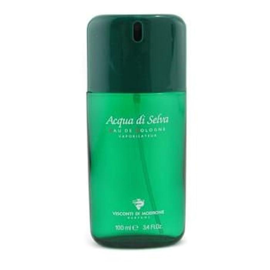 香り完全に乾くペンフレンドヴィスコンティディモドローネ アクアディセルバ オーデコロンスプレー 100ml/3.3oz並行輸入品