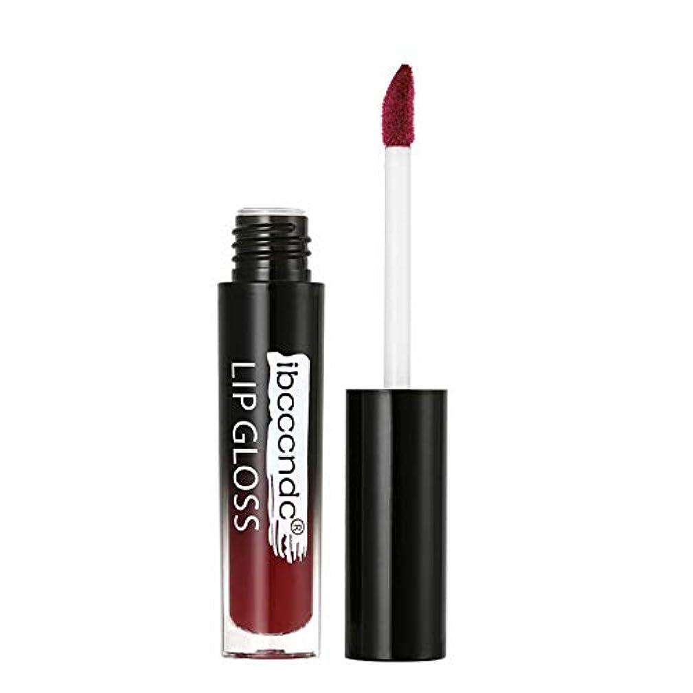 マグしかしながら対抗口紅 液体 モイスチャライザー リップスティック リキッド 防水 リップバーム 化粧品 美容 リップクリーム メイク 唇に塗っっていつもよりセクシー魅力を与えるルージュhuajuan