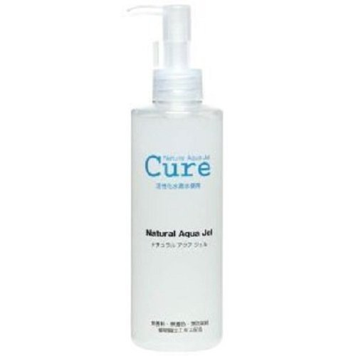 Cure Natural Aqua Gel 250ml - Best selling exfoliator in Japan!
