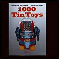 1000 Tin Toys (Klotz S.)