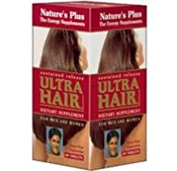 Nature's Plus, Ultra Hair, For Men and Women, 90 Tablets
