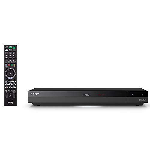 ソニー SONY 4Kチューナー内蔵 Ultra HD ブルーレイ/DVDレコーダー 4TB 3チューナー 2019年モデル BDZ-FBT4000