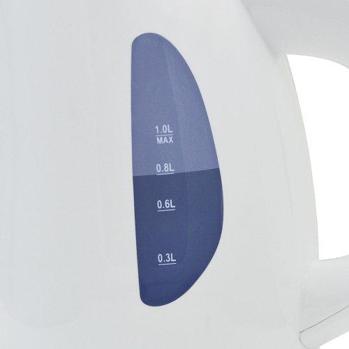 ドリテック 電気ケトル ディンブラ  PO-121WT