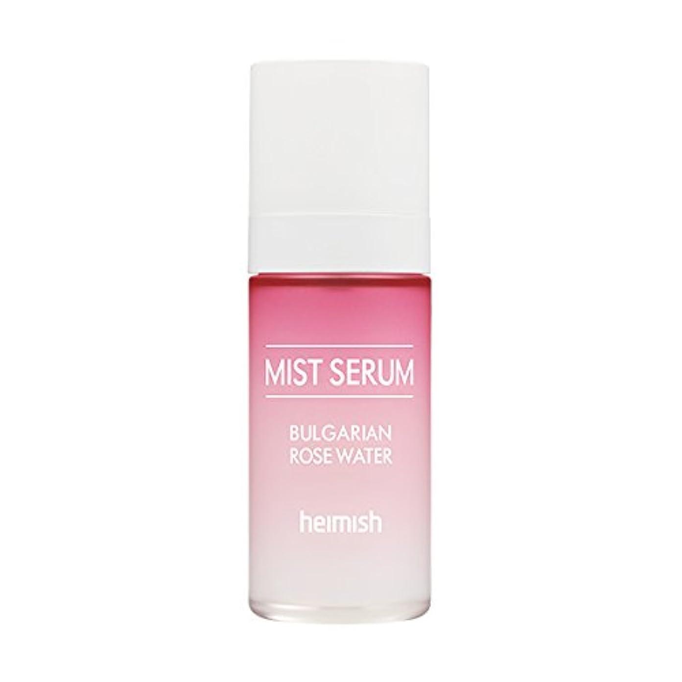 ビート雇う鳩heimish Bulgarian Rose Water Mist Serum 55ml/ヘイミッシュ ブルガリアン ローズ ウォーター ミスト セラム 55ml [並行輸入品]