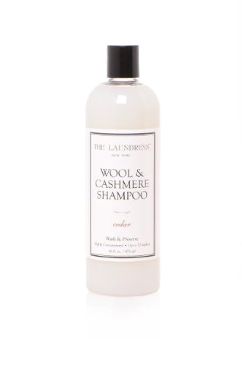 キャンペーン二次東ティモールTHE LAUNDRESS(ザ?ランドレス)  ウールカシミアシャンプー cedarの香り475ml