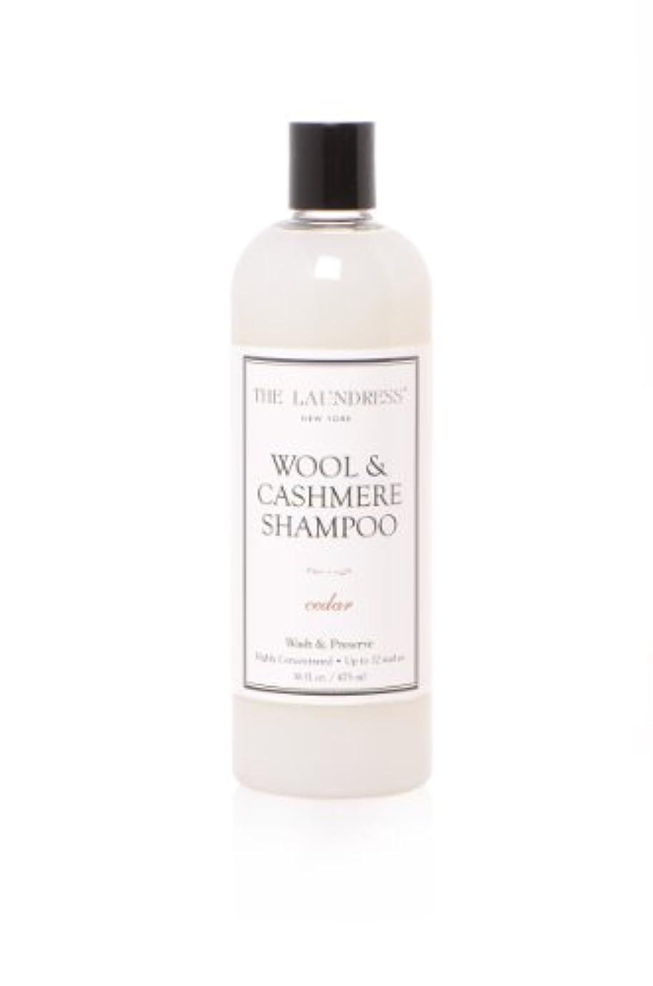 THE LAUNDRESS(ザ?ランドレス)  ウールカシミアシャンプー cedarの香り475ml