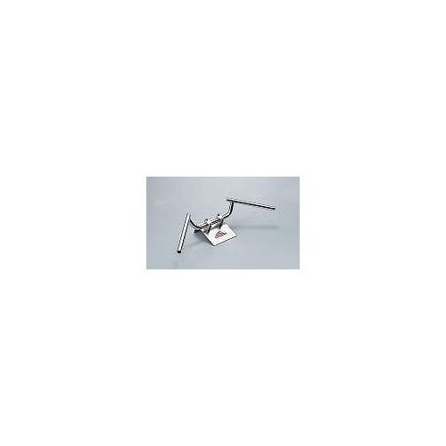 ハリケーン(HURRICANE) ハンドルバー コンドル (P7/8インチ) クロームメッキ HB0020C-01