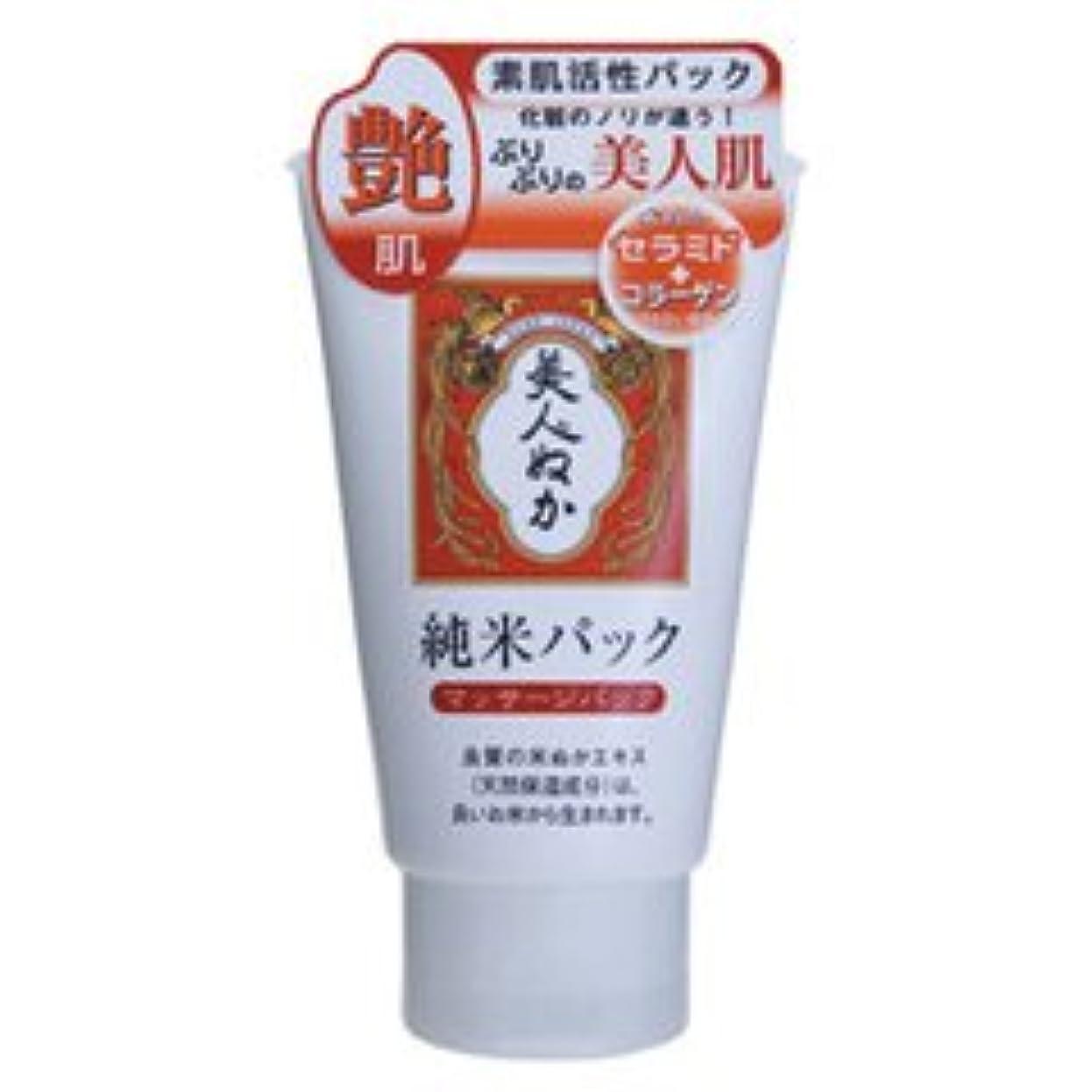 単独で異常なテンポ純米パック マッサージパック(100g)