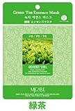 フェイスパック 緑茶 韓国コスメ MIJIN(ミジン)コスメ 口コミ ランキング No1 おすすめ シートマスク 10枚