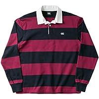 [カンタベリー] 4INCH Stripe Rugby Jersey RA48561