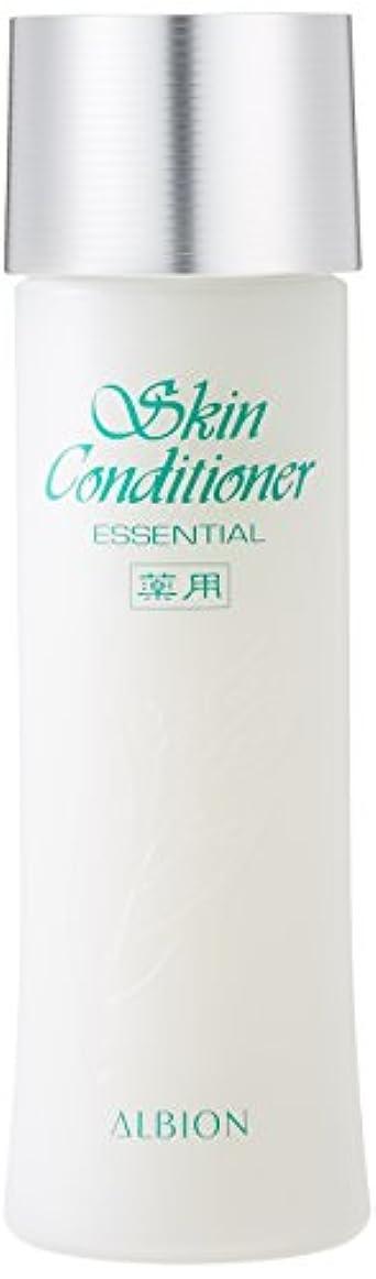 在庫欲求不満織機アルビオン エクサージュ 薬用スキンコンディショナー エッセンシャル165ml<化粧水(敏感肌用)>