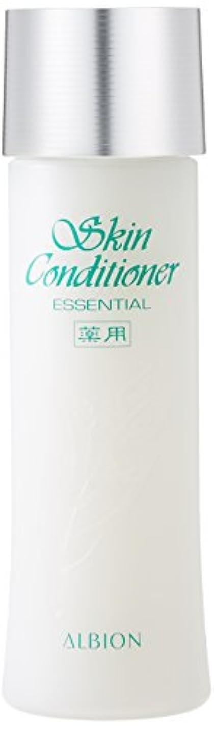 裂け目事業ミンチアルビオン エクサージュ 薬用スキンコンディショナー エッセンシャル165ml<化粧水(敏感肌用)>