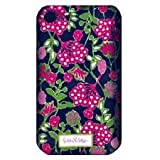 Lilly Pulitzer Featured in NavyブルマIphone 33GSケース