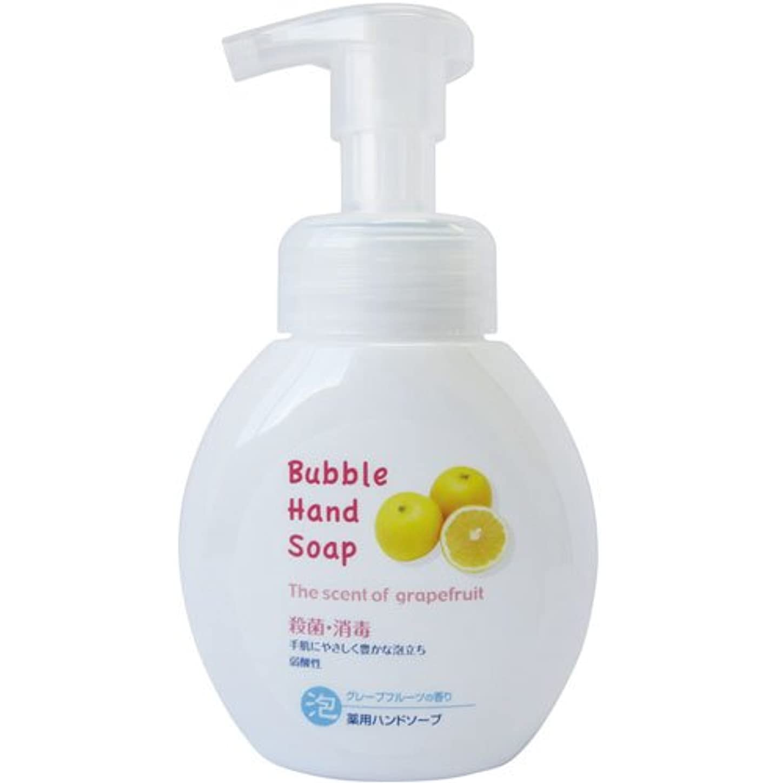 分注する三十標準第一石鹸 薬用泡ハンドソープ 本体 250mL