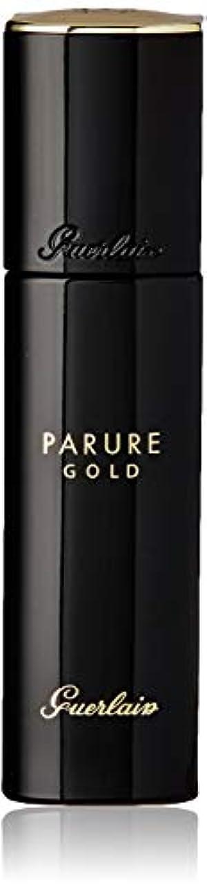 適応する回る飲料ゲラン パリュール ゴールド フルイド SPF 30# 03 ベージュナチュレル
