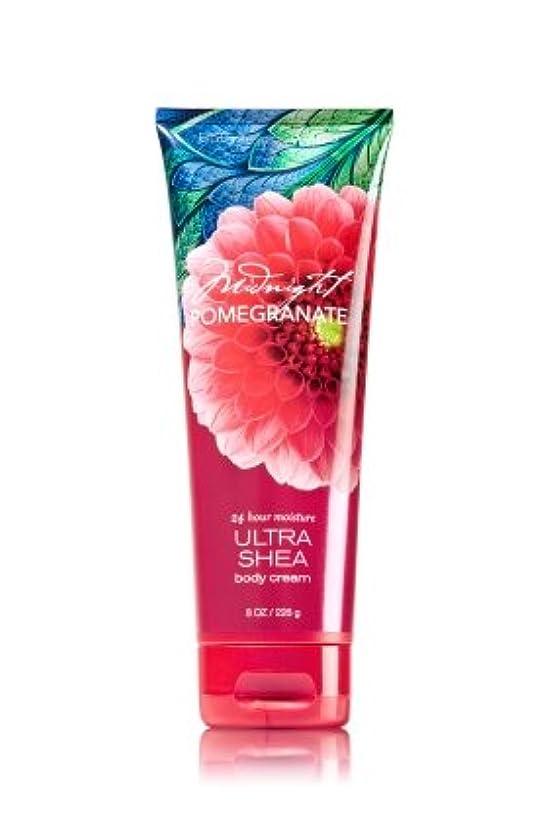 動力学創始者アンカーバス&ボディワークス ミッドナイト ポメグラネート ボディクリーム  Midnight Pomegranate Body Cream [並行輸入品]