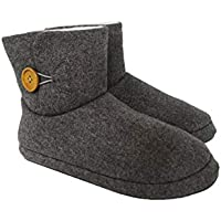 ARCHLINE Dolly Grey Marl Comfortable Orthotic Snugg Boots