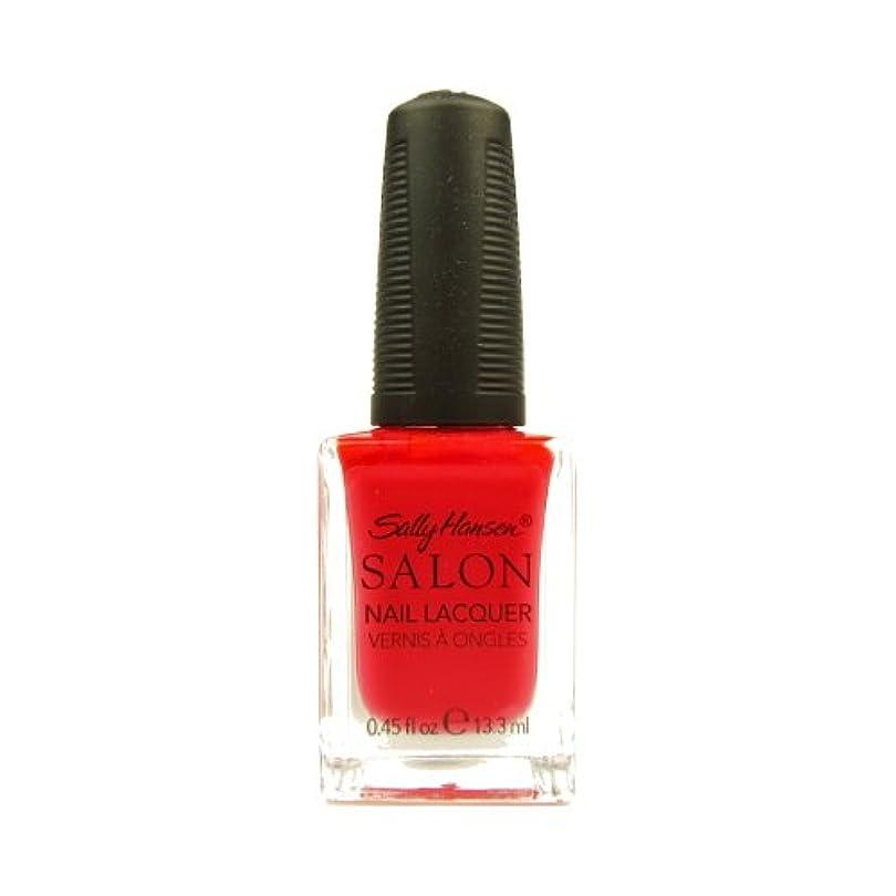 素晴らしい良い多くのサドルチャンピオン(3 Pack) SALLY HANSEN Salon Nail Lacquer 4120 - Orange You Cute? (並行輸入品)