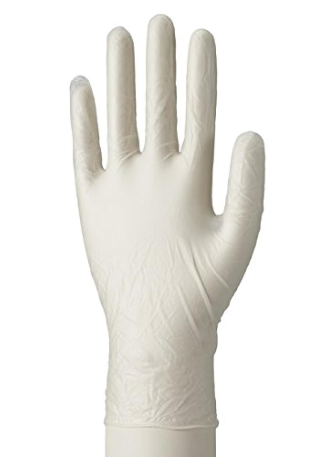 誇りに思うとにかく使い捨て手袋 マイスコPVCグローブ 粉つき MY-7520(サイズ:S)100枚入り 病院採用商品