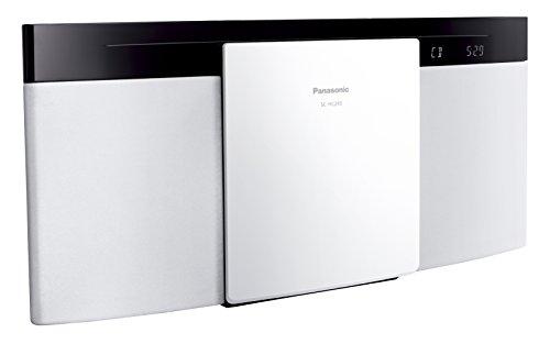 パナソニック コンパクトステレオシステム Bluetooth対応 ホワイト SC-HC295-W