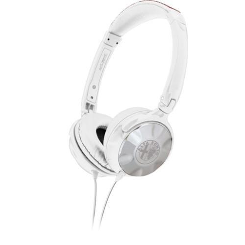 【国内正規品】 Alfa Romeo Giulietta Headphones (White) argh-w