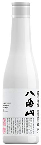 八海山 雪室貯蔵三年 純米吟醸