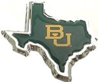 ベイラー大学クロームドーム型状態のテキサスオートエンブレム