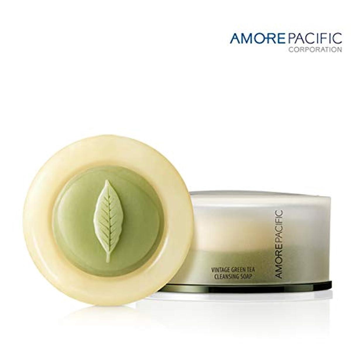 スリムパン屋扱いやすいアモーレパシフィック(AMOREPACIFIC)トリートメント クレンジング ソープ (Treatment Cleansing Soap)140g