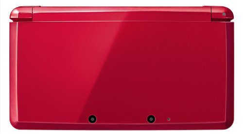ニンテンドー3DS メタリックレッド