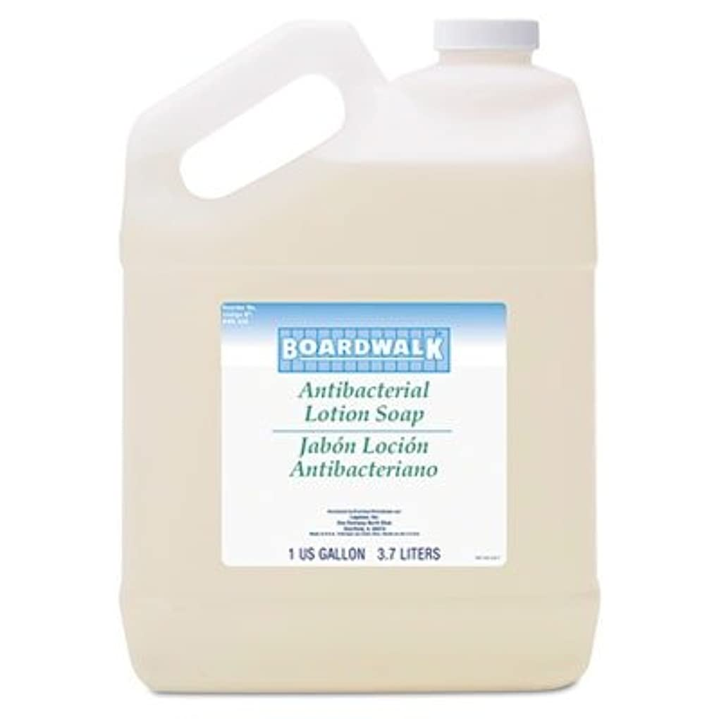 たるみ説明するガレージボードウォーク430ea抗菌Liquid Soap、花柄Balsam、1ガロンボトル