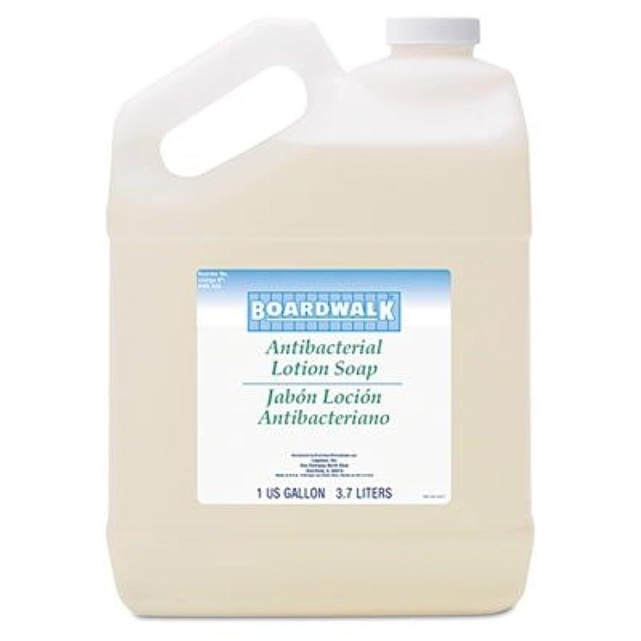 政府旅行者主ボードウォーク430ea抗菌Liquid Soap、花柄Balsam、1ガロンボトル