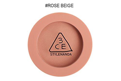 3CE ムードレシピ フェイス ブラッシュ (チーク) / Mood Recipe Face Blush (ローズベージュ(Rose Beige)) [並行輸入品]