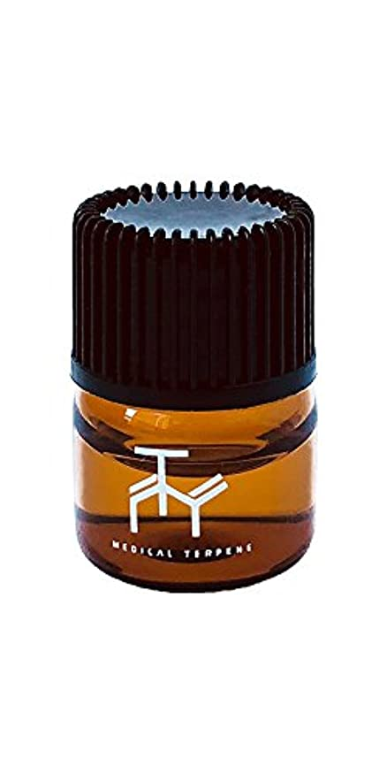 脊椎ふつうトロピカルMedical Terpenes Berry Blast 1 ml 100 % Pure Strain特定Terpeneプロファイル