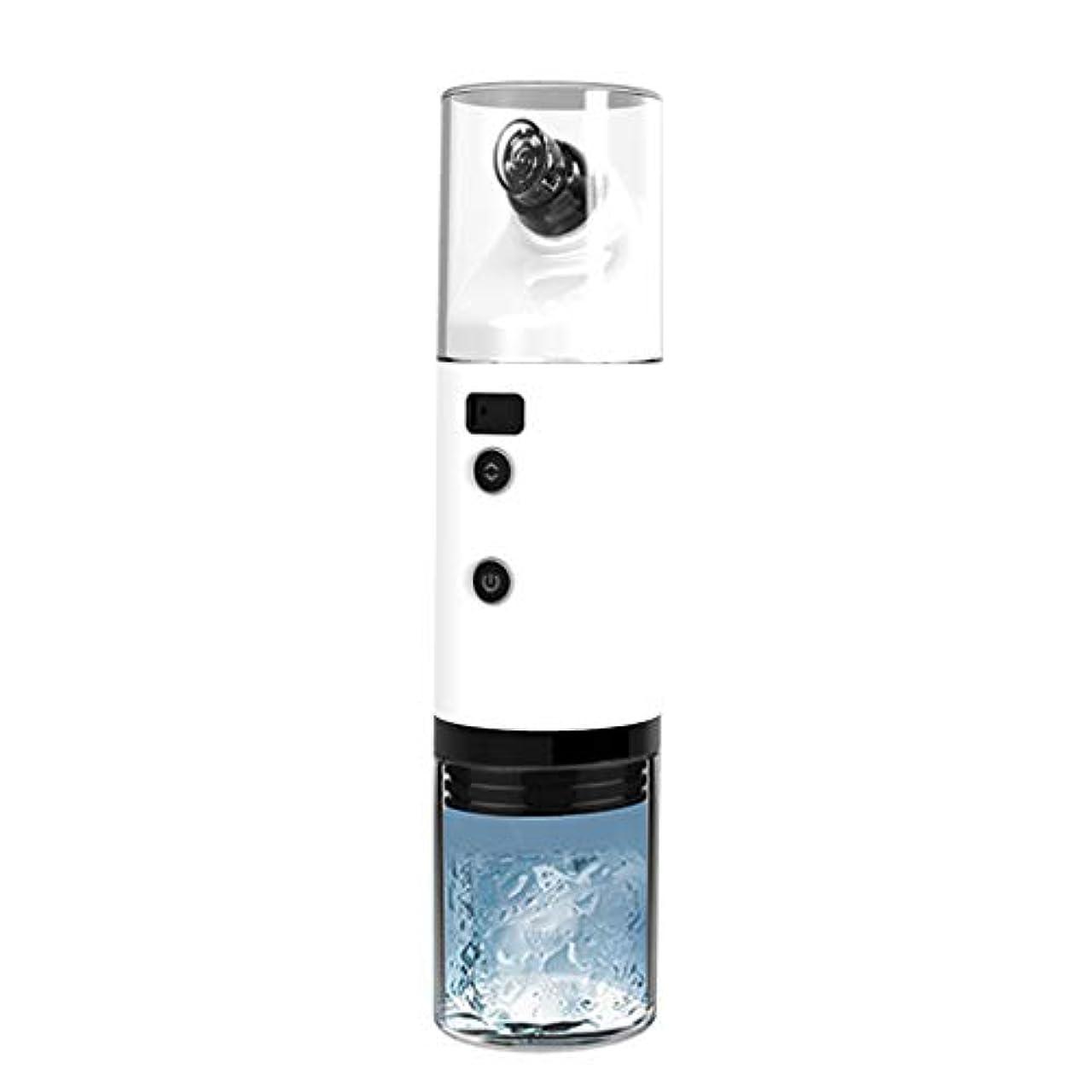 貢献する確認神秘的なにきび掃除機きれいな水の循環吸引にきび毛穴にきび毛穴洗顔フェイシャルスキンケア機
