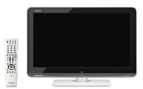 シャープ 19V型 液晶 テレビ AQUOS LC-19K3-W ハイビジョン  ホワイト
