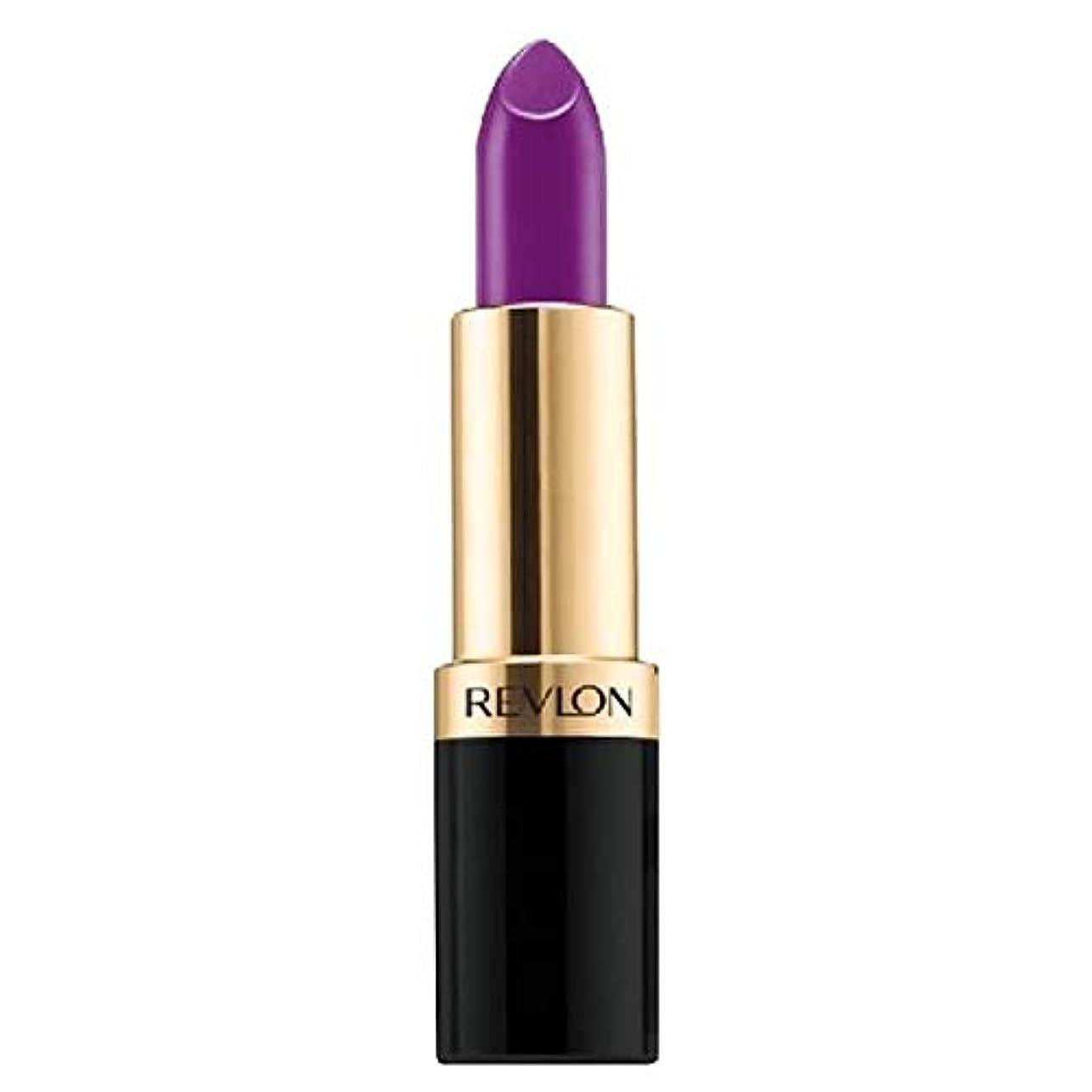 凶暴な流出ユーモア[Revlon ] レブロンSuperlustrousマット口紅紫のオーラ4.2グラム - Revlon Superlustrous Matte Lipstick Purple Aura 4.2g [並行輸入品]