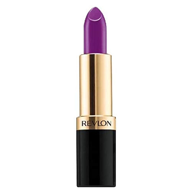 忘れられないレギュラー自信がある[Revlon ] レブロンSuperlustrousマット口紅紫のオーラ4.2グラム - Revlon Superlustrous Matte Lipstick Purple Aura 4.2g [並行輸入品]