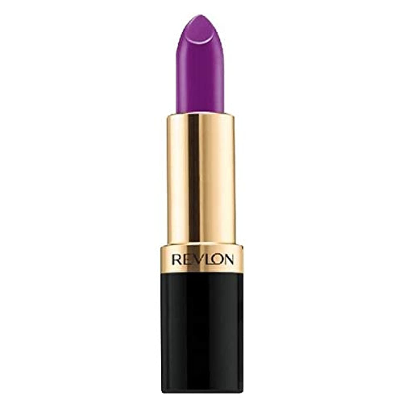 コカイン有限下位[Revlon ] レブロンSuperlustrousマット口紅紫のオーラ4.2グラム - Revlon Superlustrous Matte Lipstick Purple Aura 4.2g [並行輸入品]