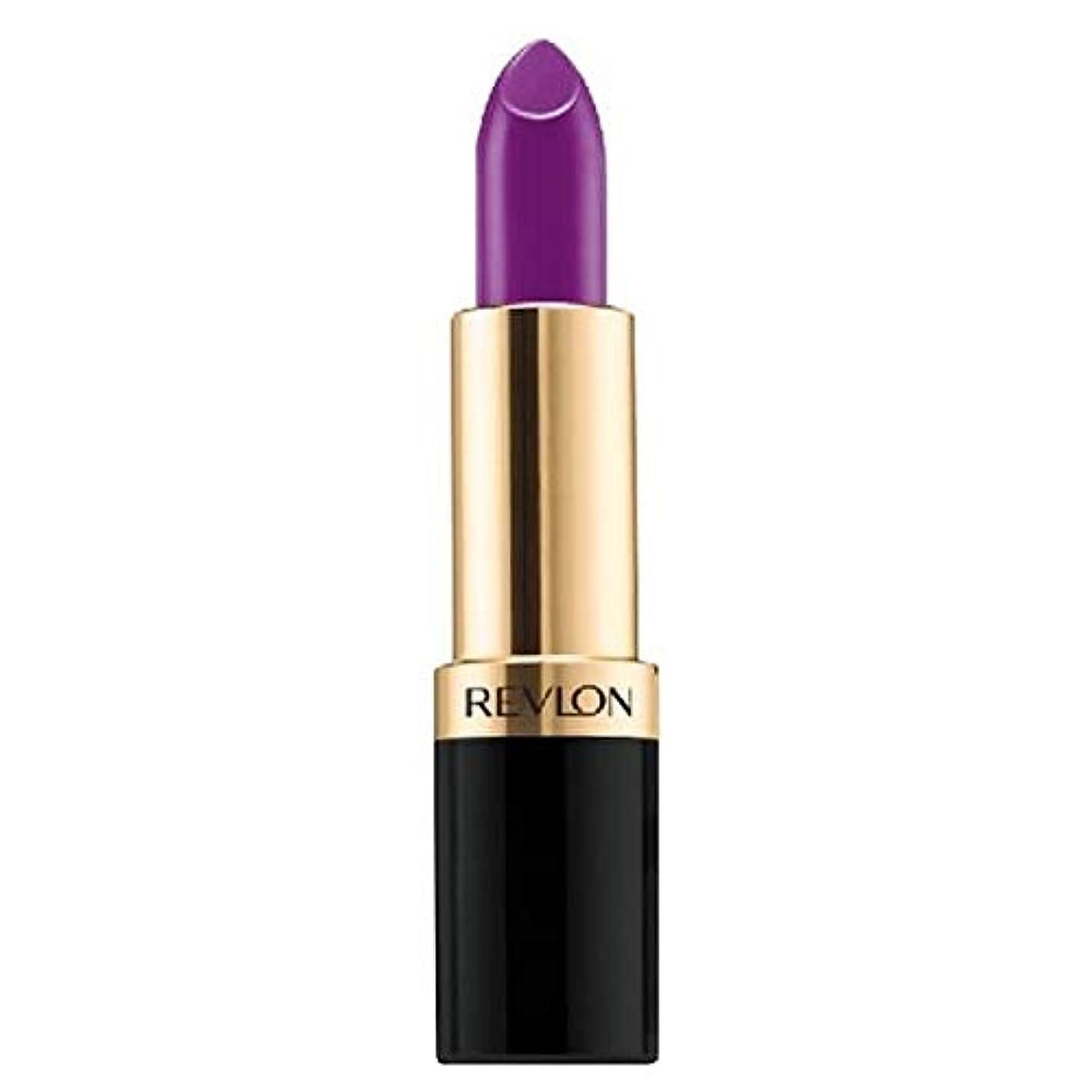 舗装するコンペ慢性的[Revlon ] レブロンSuperlustrousマット口紅紫のオーラ4.2グラム - Revlon Superlustrous Matte Lipstick Purple Aura 4.2g [並行輸入品]