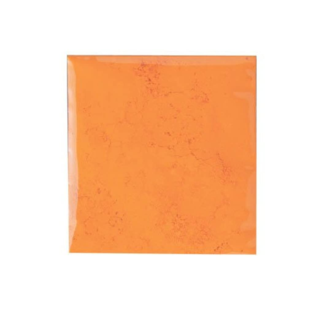 ピカエース ネイル用パウダー カラーパウダー 着色顔料 #745 マリーゴールド 2g