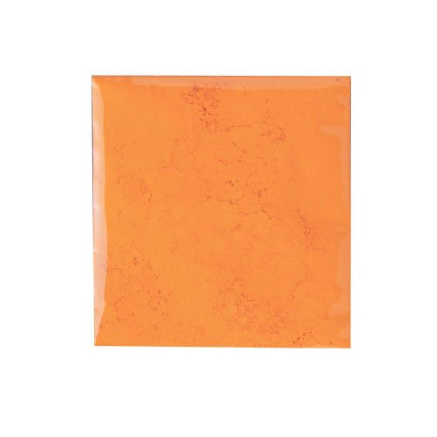 補正ファックス海峡ひもピカエース ネイル用パウダー カラーパウダー 着色顔料 #745 マリーゴールド 2g