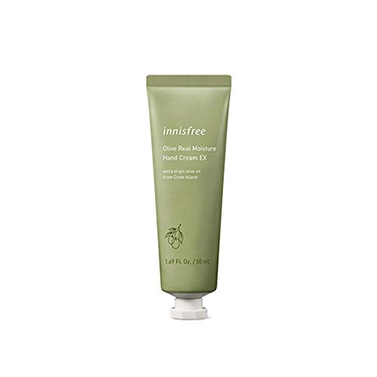 ハード抹消マーティフィールディングイニスフリー Innisfree オリーブリアル モイスチャー ハンドクリーム(50ml) Innisfree Olive Real Moisture Hand Cream (50ml) [海外直送品]