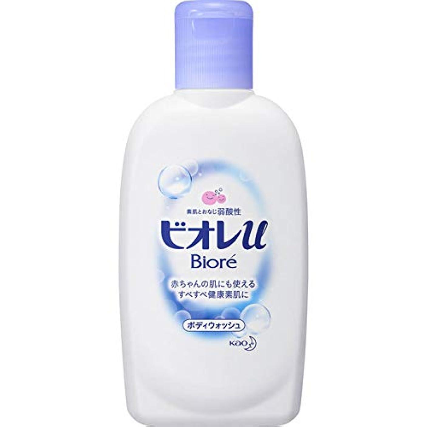 ムスアクチュエータ仮説ビオレu フレッシュフローラルの香り ミニ 90ml