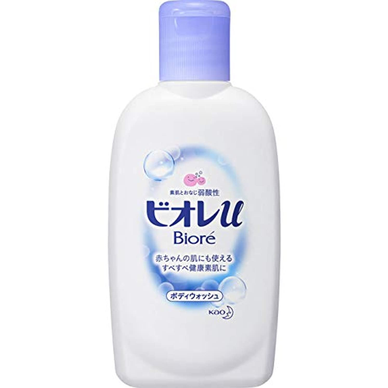 現代の合体着替えるビオレu フレッシュフローラルの香り ミニ 90ml