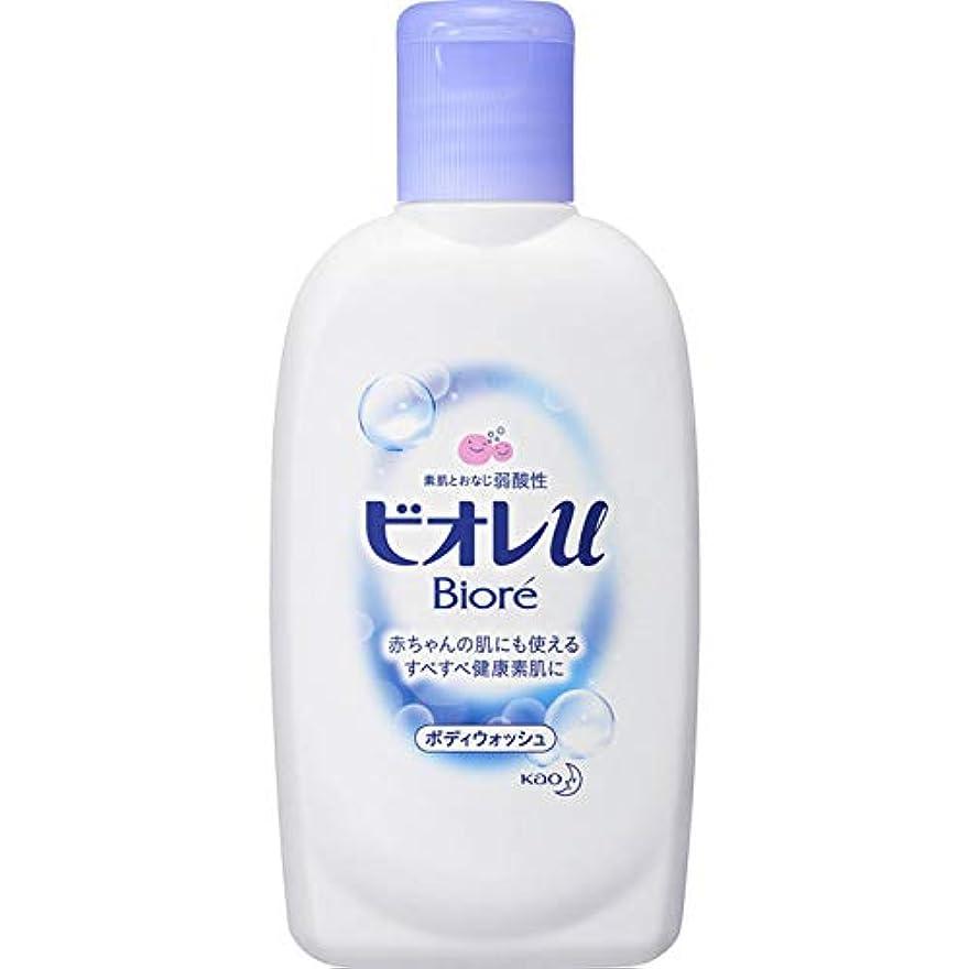 潤滑する生産的人事ビオレu フレッシュフローラルの香り ミニ 90ml