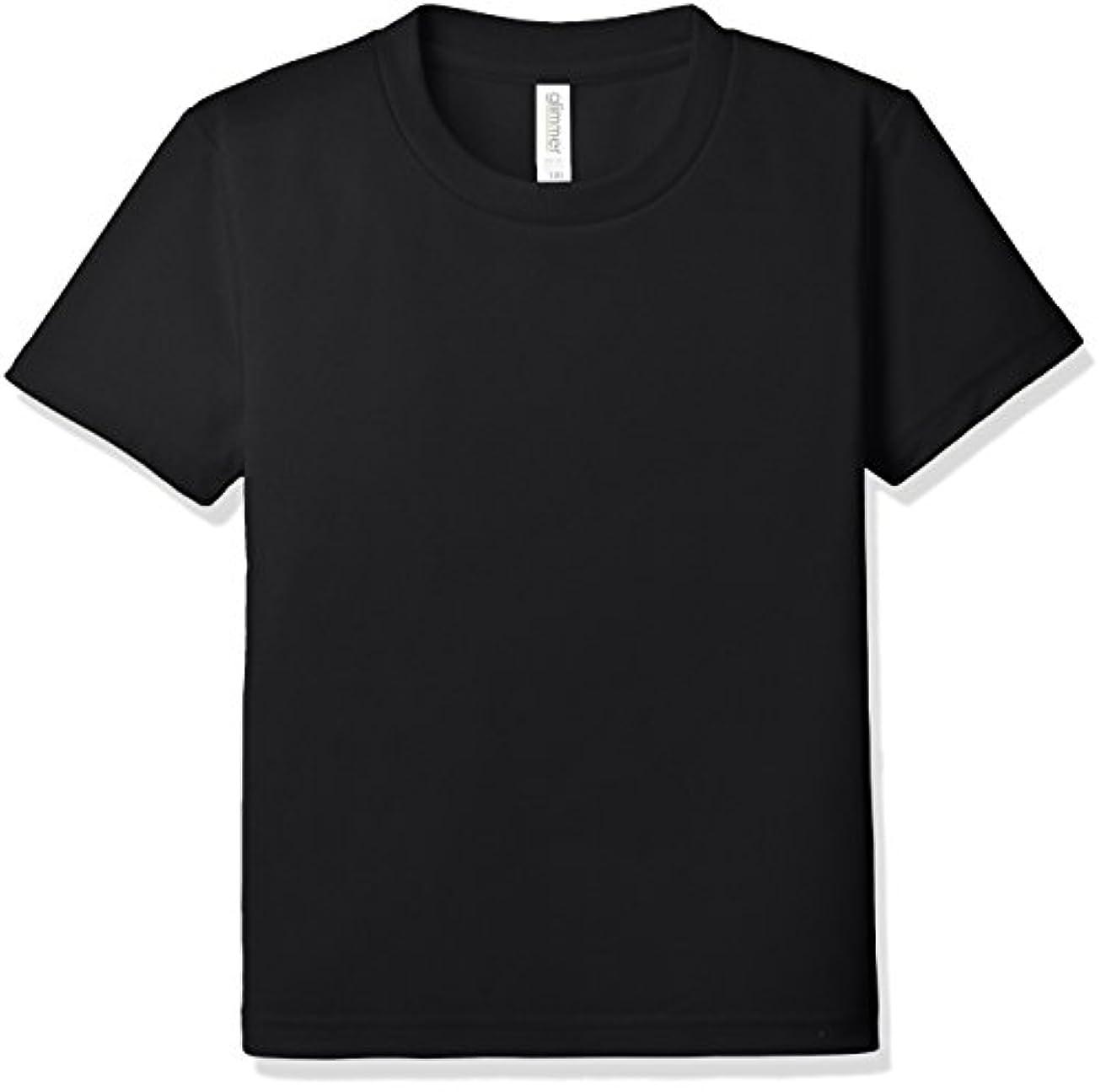 亜熱帯獲物接続[グリマー] アウトドアウェア 4.4oz ドライTシャツ (クルーネック) 00300-ACT_K