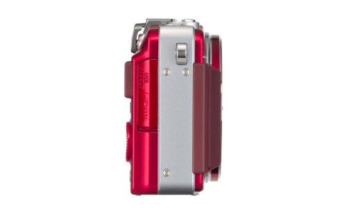 OLYMPUS ミラーレス一眼 PEN mini E-PM2 レンズキット レッド E-PM2 LKIT RED