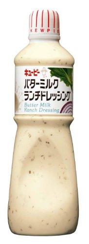 キユーピー バターミルクランチドレッシング 1L (業務用)
