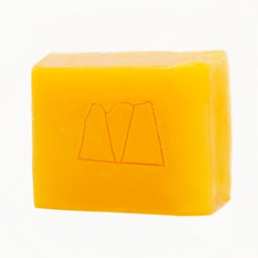 マルクス主義者可塑性セーターLALAHONEYグリーン&レモン石鹸
